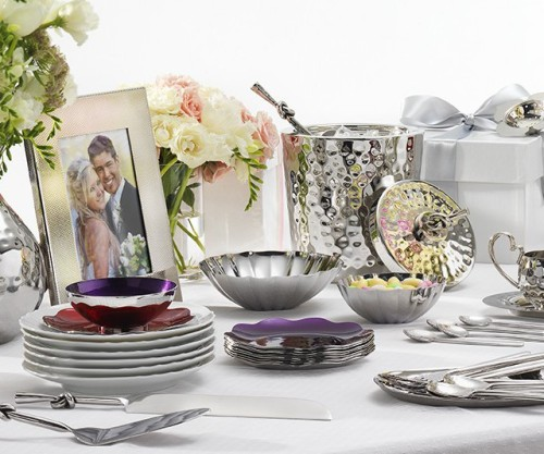Mary Jurek Design Lifestyle Wedding Registry